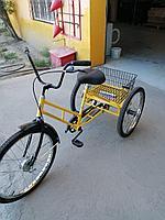 Велосипед грузовой Worksman Adaptable Industrial Tricycle ADP-CB
