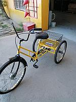 Велосипед грузоподъемный Worksman Adaptable Industrial Tricycle ADP-CB