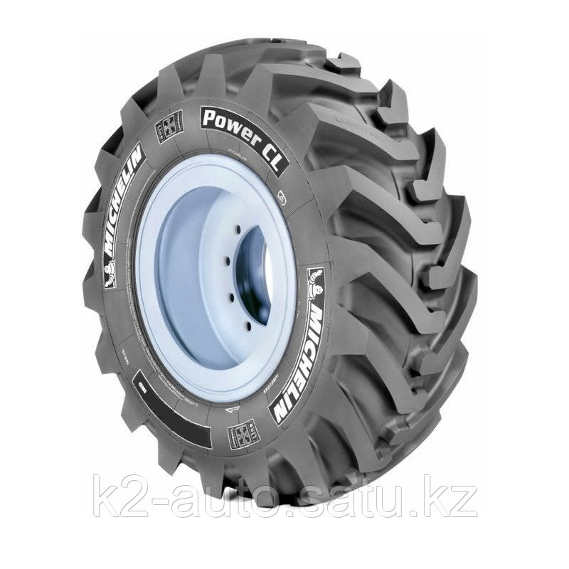 Спецшина 400/70-24 (16,0/70-24) 20PR 158A8 Michelin POWER CL