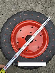 Колесо 5.00-10 DT-48 в сборе Росава