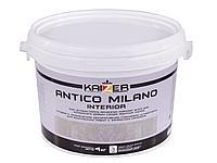 Декоративная глянцевая штукатурка с эффектом мрамора Antico Milano Interior