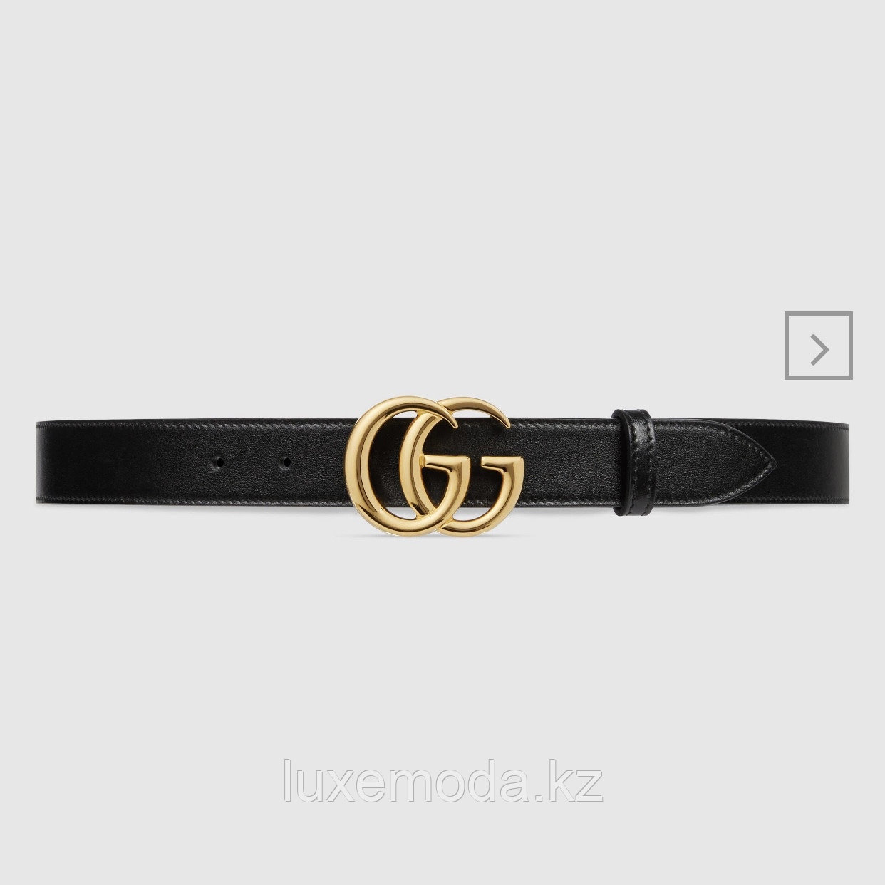 Ремень Gucci GG Marmont-узкий.