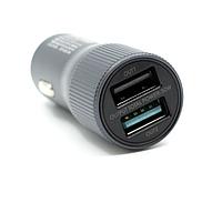 Автомобильная зарядка с быстрой зарядкой Remax RCC221 QC3.0 (2 USB)