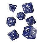 "Набор кубиков ""Классика"", 7шт., Cobalt/White, фото 2"