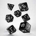 "Набор кубиков ""Классика"", 7шт., Black/White, фото 2"