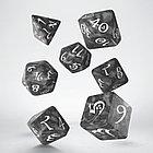 """Набор кубиков """"Классика"""", 7шт., Smoky/White, фото 2"""