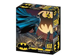 Prime 3D: Пазл Super 3D «Знак Бэтмена», 500 детал.