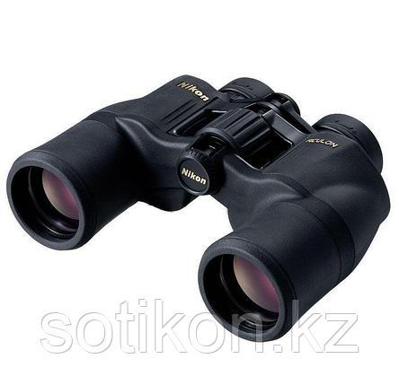 Бинокль Nikon Aculon A211 8x42 черный, фото 2
