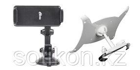 Держатель автомобильный Ritmix RCH-104 W + подарок держатель для планшета Brateck PAD2-04