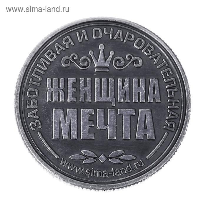 """Монета именная """"Анастасия"""" - фото 4"""