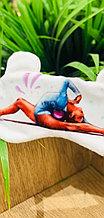 Маска для отдыха  с изображением гимнастки