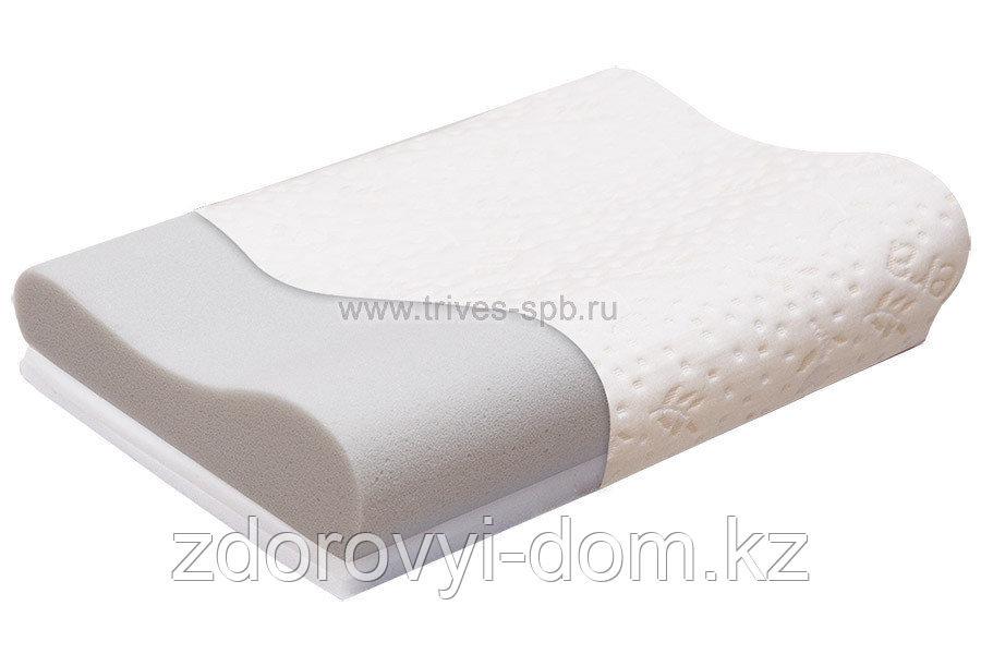 Ортопедическая подушка с регулировкой по высоте для детей и подростков ТОП-150 - фото 2