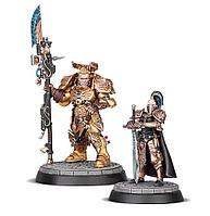 Adeptus Custodes: Talons of the Emperor: Valerian & Aleya (Адептус Кустодес: Когти Императора)