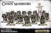 Slaves to Darkness: Chaos Warriors (Порабощённый тьмой: Воины Хаоса)