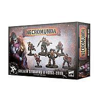 Necromunda: Goliath Stimmers & Forge-born (Некромунда: Химики Голиафа и Кузнерождённые)
