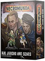 Necromunda: Kal Jericho and Scarbs (Некромунда: Кэл Джерико и Скабс)