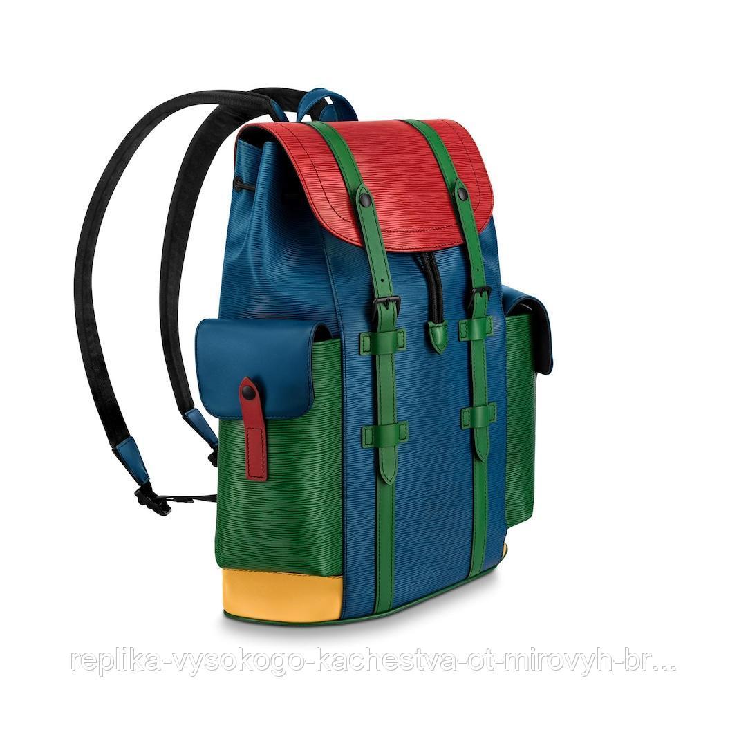 Кожаный рюкзак Christopher PM