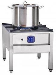 Плита газовая кухонная одногорелочная ПГК-15П