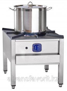 Плита газовая кухонная одногорелочная ПГК-15П, фото 2
