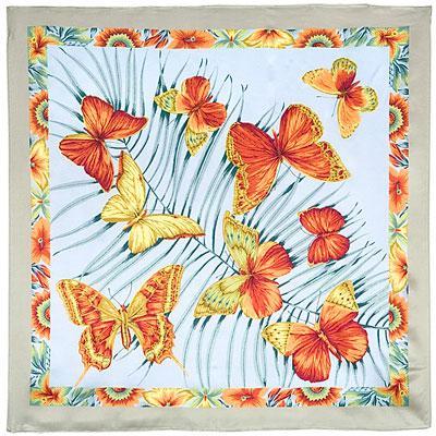 Шелковый платок Фиджи 1137-2 (89х89см)