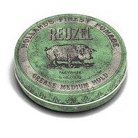 Reuzel Grease Medium Hold 113 г. (помада для укладки волос с регулируемой фиксацией)