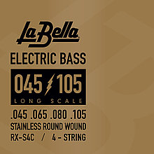 LA BELLA RX-S4D RX STAINLESS - (45-65-80-105)