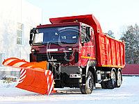 Комбинированная дорожная машина МАЗ 650128 самосвал
