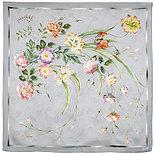 Шелковый платок Лунный Сад 10018-4 (89х89см), фото 4