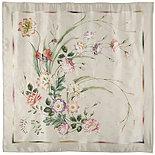 Шелковый платок Лунный Сад 10018-4 (89х89см), фото 6