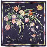Шелковый платок Лунный Сад 10018-4 (89х89см), фото 5