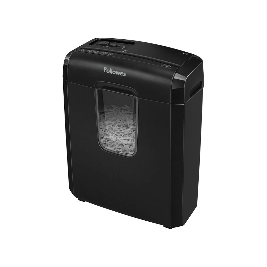 Шредер Fellowes Powershred 6C (FS-46866)