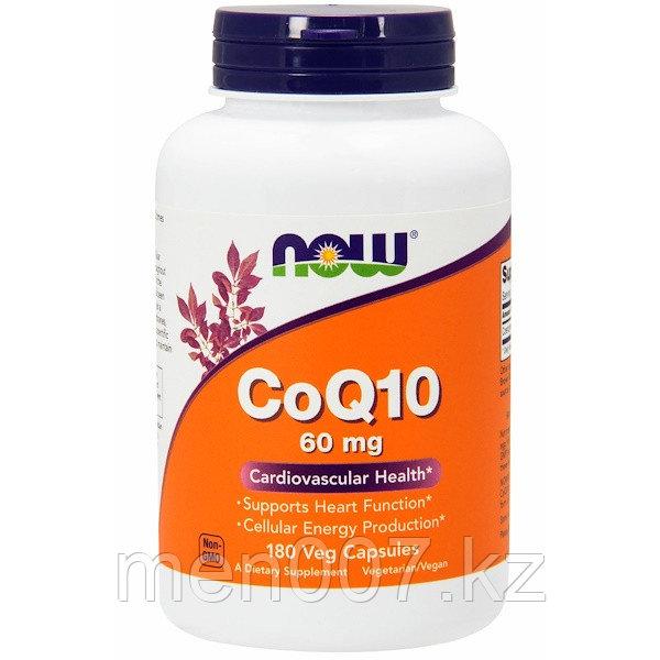 БАД Коэнзим CoQ10 60 мг (180 капсул)