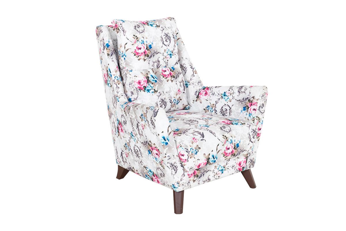 Кресло традиционное Дали, ТК228 Розы, Нижегородмебель и К (Россия)