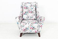 Кресло традиционное Дали, ТК228 Розы, Нижегородмебель и К (Россия), фото 3