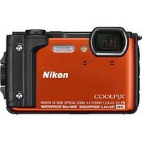 Фотоаппарат Nikon COOLPIX W300 Компактный оранжевый