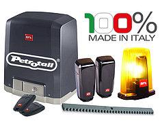 Автоматика для откатных ворот  (масса ворот до 600кг.) в комплекте. BFT-Италия