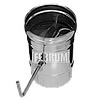 Шибер ф 115 0,8 мм (нерж)