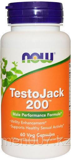 БАД для мужчин TestoJack 200 (60 капсул)