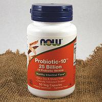 БАД пробиотик Probiotic-10, 25 млрд, 50 капсул