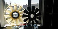 Крыльчатка вентилятора в обечайке (768 мм) 11 лопостей