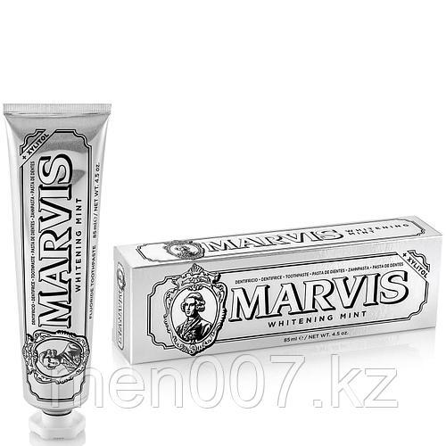 Marvis Whitening Mint (отбеливающая зубная паста) 85 мл