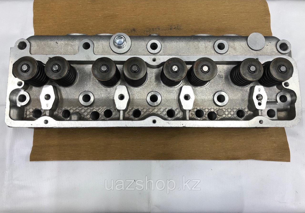 Головка блока цилиндров ЗМЗ 402