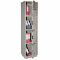 КБС - 06 Металлический бухгалтерский шкаф
