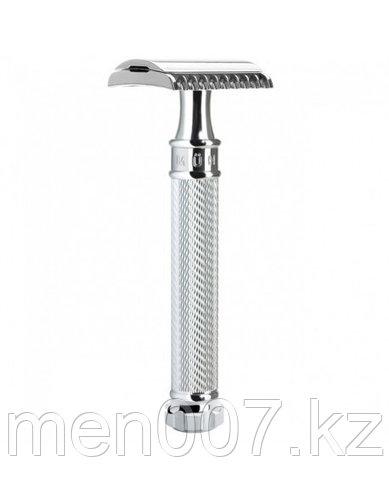 Muehle R41 Grande Удлиненная ручка (двусторонняя бритва)