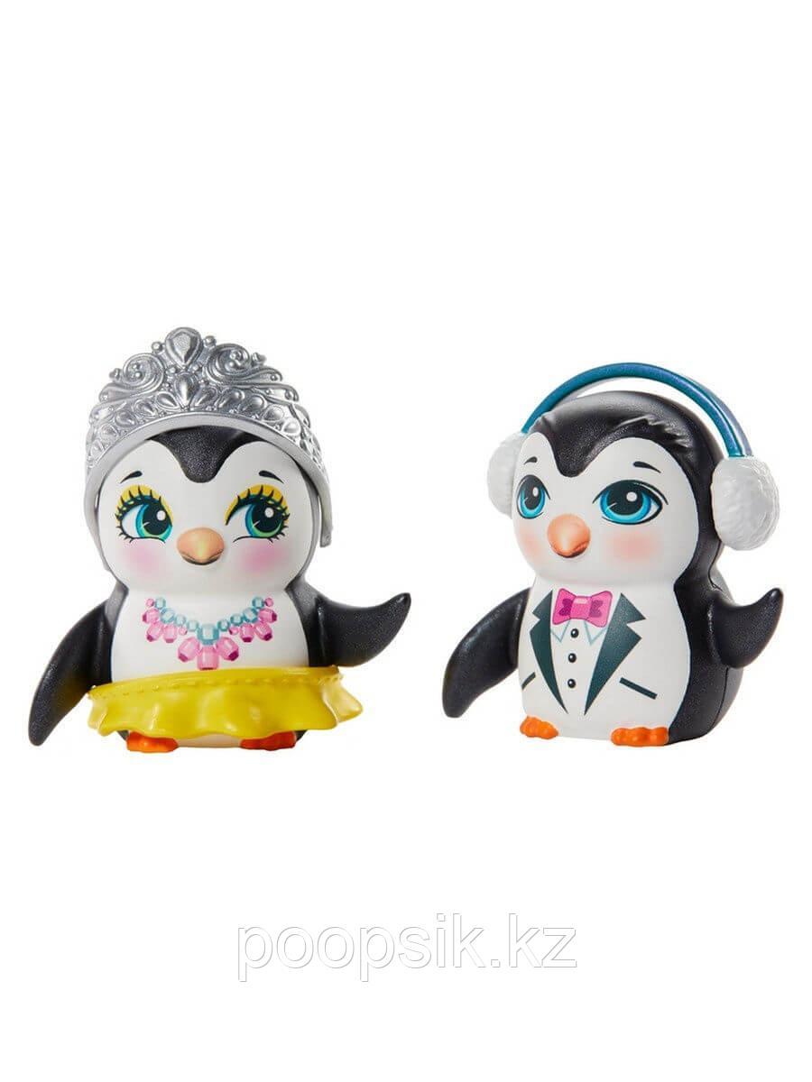 Enchantimals Пингвины Снежная долина Фигурное катание - фото 3
