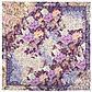 Павлопосадский хлопковый платок 10309-15 (115х115см), фото 2