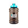 Бутылка для воды IronTrue c клапаном, емкость 2200 мл