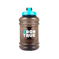 Бутылка для воды IronTrue c клапаном, емкость 2200 мл, фото 1