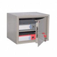 КБС - 02 Металлический бухгалтерский шкаф