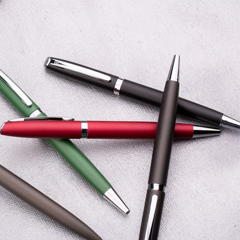 Ручка шариковая PEACHY, Зеленый, -, 40309 15 - фото 3